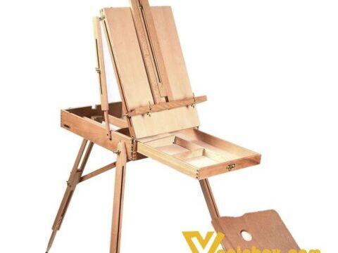 Giá vẽ gỗ cao cấp gấp gọn