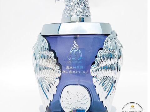 🕌🌟Nước hoa nam đại bàng xanh (Ghala Zayed Saheb Al Samou Luxury) 100ml🌟