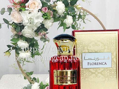 🌹🌹Nước Hoa Dubai Nữ FLORENCA Nhẹ Nhàng, Quyến Rũ, Tinh Tế 100ml🌹