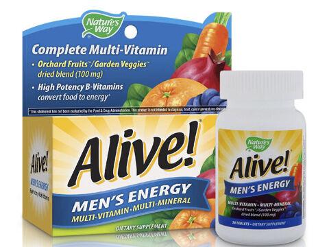 Alive Men