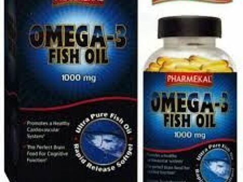 Dầu cá Omega 3(Pharmekal)