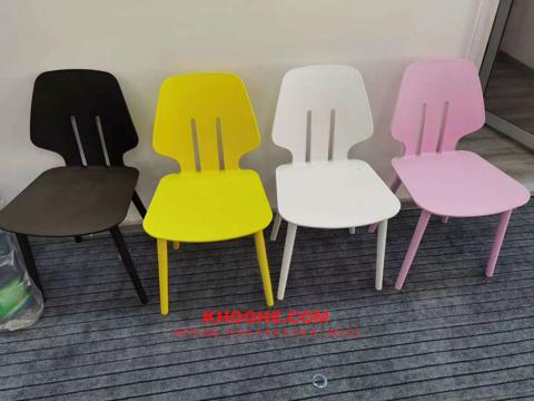 Ghế nhựa hiện đại đúc nguyên khối DP- A13