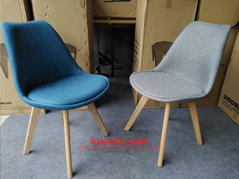 Ghế cafe mặt nệm vải bố hiện đại DP-A27