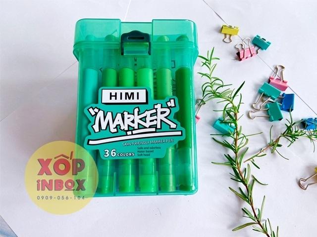 Set Marker Himi Skin Friendly 36 Màu
