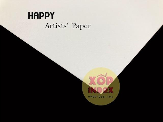 Giấy vẽ canson Happy Days Postcard A6 300gsm
