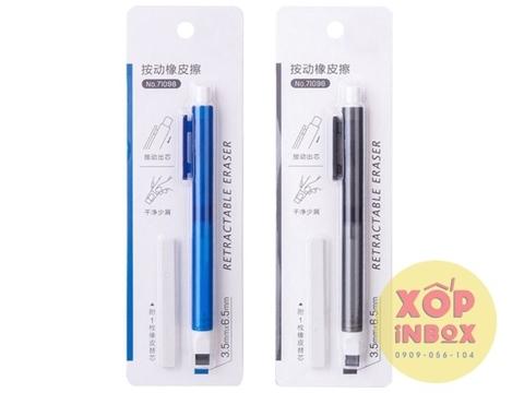 Bút gôm tẩy chì lõi chữ nhật Deli