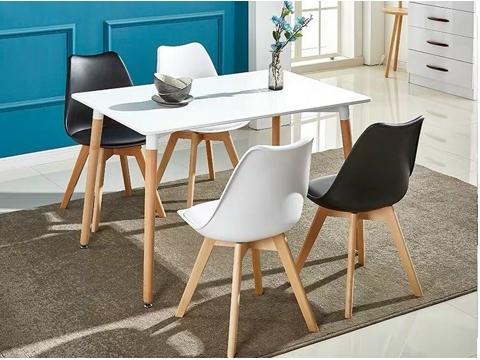 Bộ bàn cafe 4 ghế nhập khẩu hiện đại DP-B4